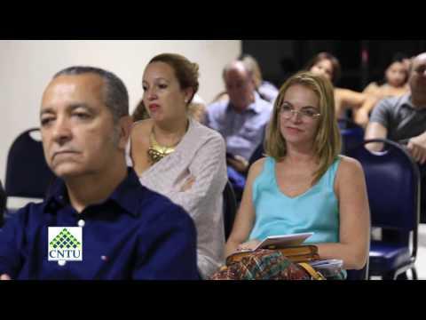 IV Curso de Formação Sindical da CNTU - Organização das entidades sindicais