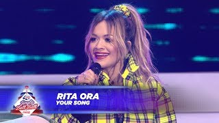 Video Rita Ora - 'Your Song' - (Live At Capital's Jingle Bell Ball 2017) MP3, 3GP, MP4, WEBM, AVI, FLV April 2018