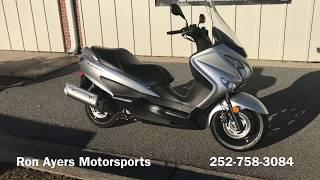3. 2018 Suzuki Burgman 200