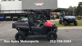 10. 2018 - Honda - Pioneer 700