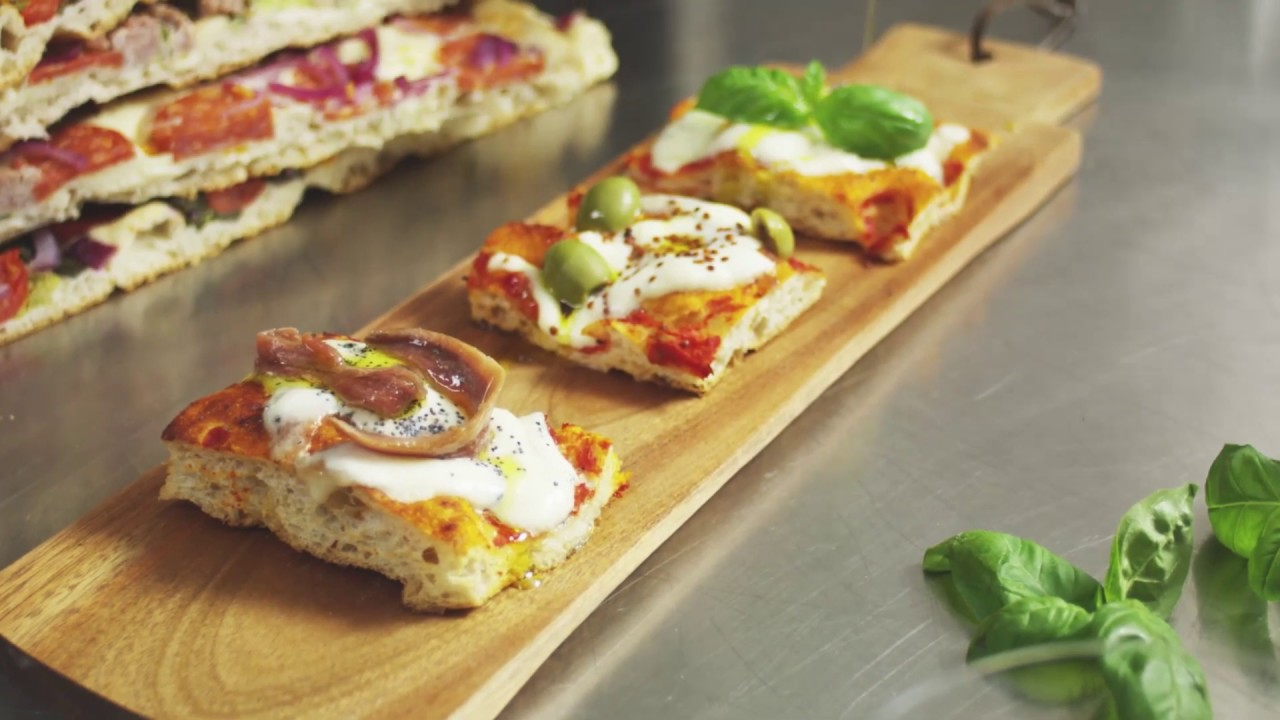 Was wird heute mit MultiFresh zubereitet? Pizza
