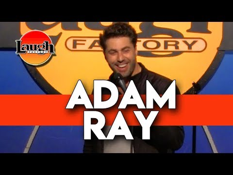 Adam Ray | Smoking Pot With Mom | Laugh Factory Stand Up Comedy