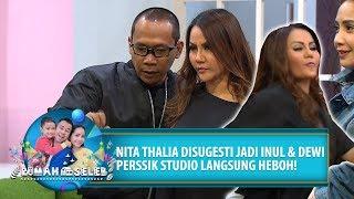 Video Nita Thalia Disugesti Jadi Dewi Perssik dan Inul! Studio Langsung Gempar - Rumah Seleb (5/8) PART 4 MP3, 3GP, MP4, WEBM, AVI, FLV Agustus 2019