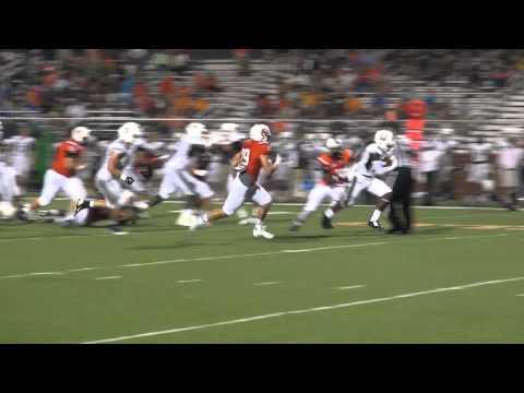 Football vs. Charlotte - 8/28/14