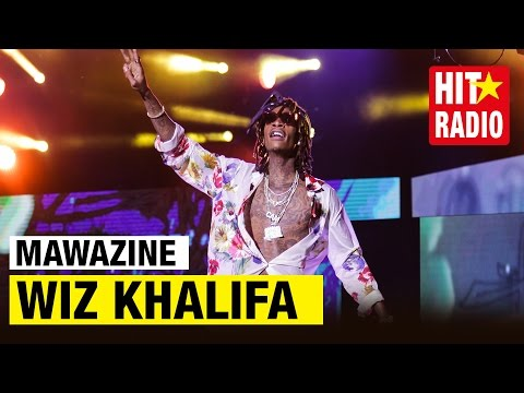 MAWAZINE 2017: WIZ KHALIFA ON STAGE