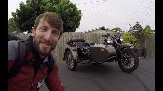 1. MC Commute: 2017 Ural Gear-Up Sidecar