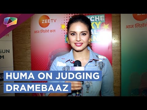 Huma Qureshi Shares About Judging India's Best D