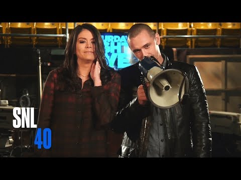 Saturday Night Live 40.08 (Promo 2 'James Franco Makes His Christmas Wish')