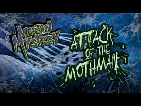 Attack of the MothMan | FULL EPISODE | Martin Mystery | ZeeKay