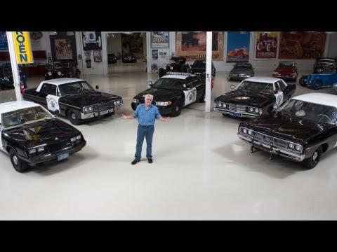 Classic California Highway Patrol Cars – Jay Leno's Garage