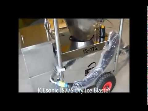 ICEsonic Dry Ice Blasting Systems