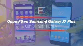 Video Oppo F5 vs Galaxy J7 Plus Review + Comparison MP3, 3GP, MP4, WEBM, AVI, FLV November 2017