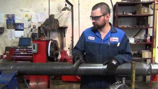 Video How to Build your own RVHauler -Step17- Lengthen and Weld a Driveshaft MP3, 3GP, MP4, WEBM, AVI, FLV Juni 2018