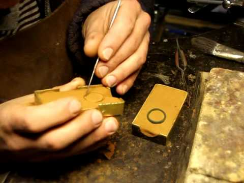 Sand Casting With Delft Clay Metalsaddict