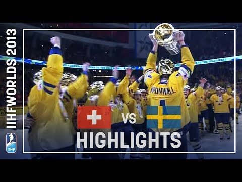 Switzerland - Switzerland scored first, but hosts Sweden dominated the last 55 minutes to become the first home team to win gold since 1986. Sweden hasn't won the World Ch...