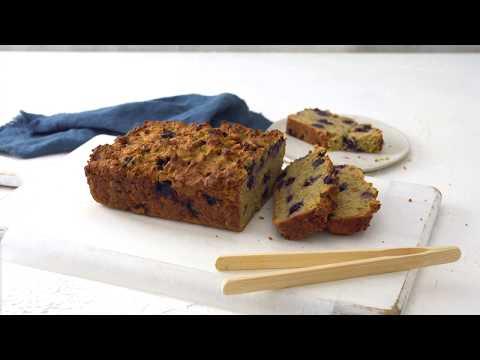 Blueberry & banana bread thumbnail 3