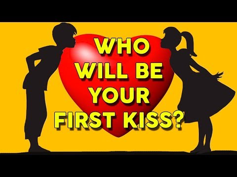 Discover The FIRST LETTER of Your FIRST KISS NAME | Love Personality Quiz