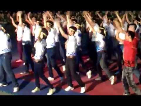 Múa dân vũ Té nước và Rasa Sayang