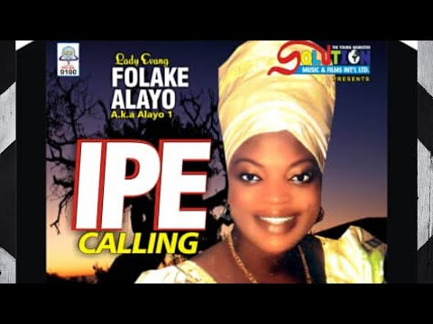 OFFICIAL VIDEO IPE (CALLING) BY: PROPHETESS DR. FOLAKE ALAYO