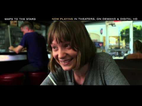 Maps to the Stars Clip 'Have Dinner'