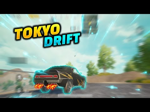 PUBG MOBILE - TOKYO DRIFT [BEAT SYNC GAMEPLAY]