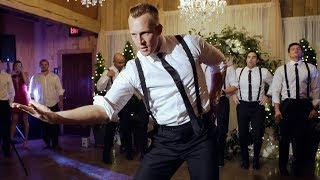 Nashville Wedding Videography | Best Groomsmen Dance Ever | Pineapple Films, LLC