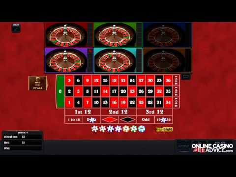 How to Play Multiwheel Roulette – OnlineCasinoAdvice.com