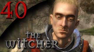 Mr. Odd - Let's Play The Witcher - Part 40 - Professional Poker And Siegried's Marry Men
