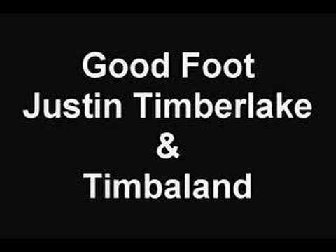 Justin Timberlake - Get on the good foot lyrics
