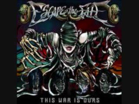 , title : 'Escape The Fate - This War Is Ours (The Guillotine 2) + Lyrics'