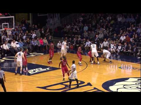 Butler Men's Basketball Highlights vs. St. John's