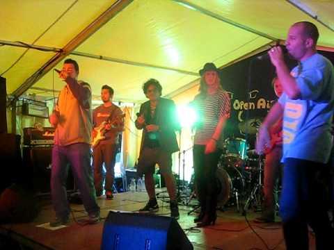 HipHopKloon Live @ Biton Open Air - Eenmaal op de Bodem