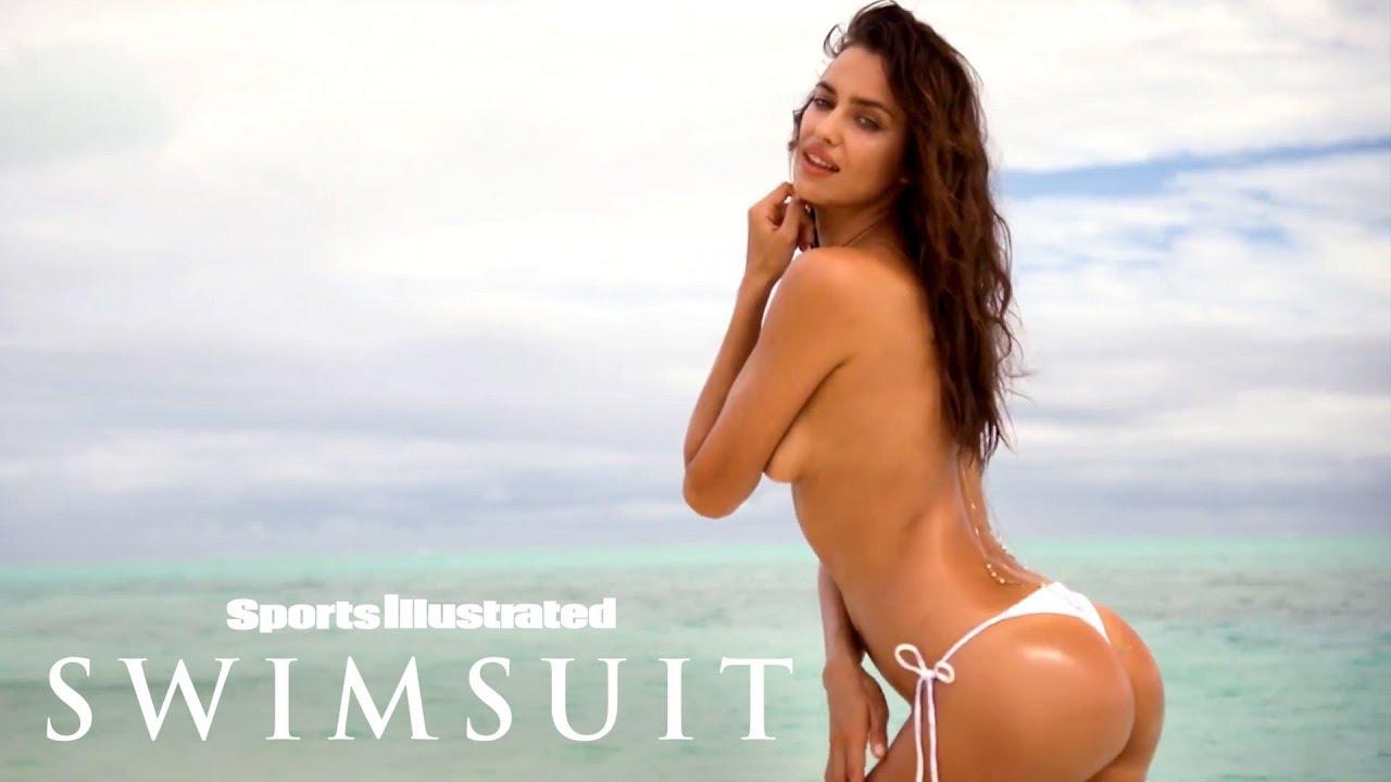 Irina Shayk's Sexy Celebration of 10 Years In Tahiti [HD Video]
