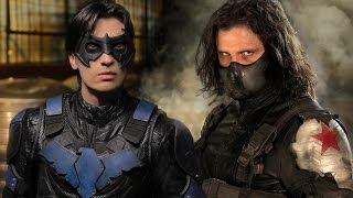 VIDEO: NIGHTWING vs WINTER SOLDIER – Super Power Beat Down