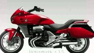 8. 2014 Honda CTX 1300 Specs [erheriada]