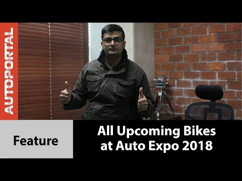 Download All upcoming new bikes at Auto Expo 2018 - Autoportal HD Mp4 3GP Video and MP3