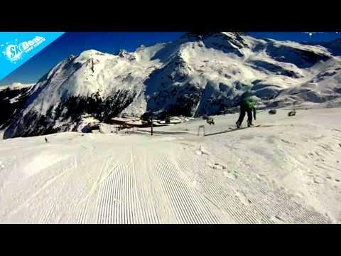 סקי באוסטריה- מיירהופן
