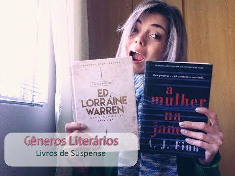 Gêneros Literários: Suspense