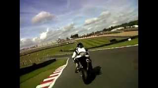 9. Brands Hatch On Board, Suzuki SFV Gladius 650 (Minitwin Spec)