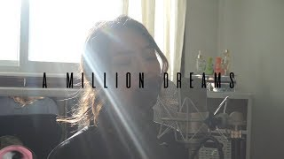 Video A Million Dreams - The Greatest Showman (Cover By John & Krystina) MP3, 3GP, MP4, WEBM, AVI, FLV Maret 2018