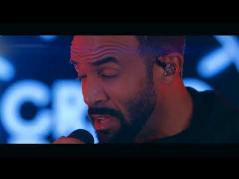 Craig David performs amazing acoustic version of 'Heartline'