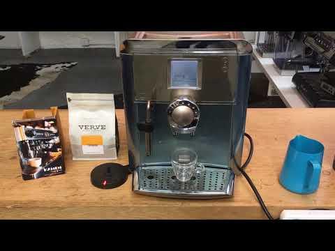 Gaggia Platinum Vision Test 1305- Leaking coffee