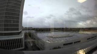 GOPR0008  - Time lapse of LA storm