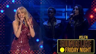 Kylie Minogue - Radio On (on Sounds Like Friday Night)