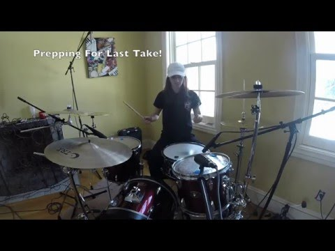 Day In The Life: Session Drummer VLOG