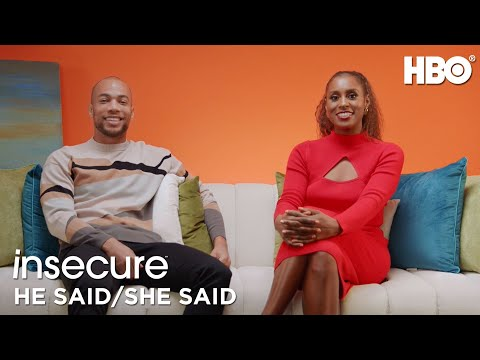 Insecure: He Said/She Said - Issa and Nathan (Season 4 Episode 10) | HBO
