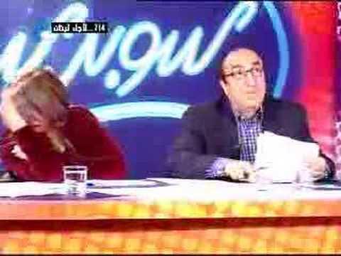 مشاهد مضحكة من سوبر ستار
