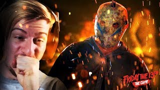 F13 GOT SINGLE PLAYER!? || Friday The 13th: The Game (UPDATE)