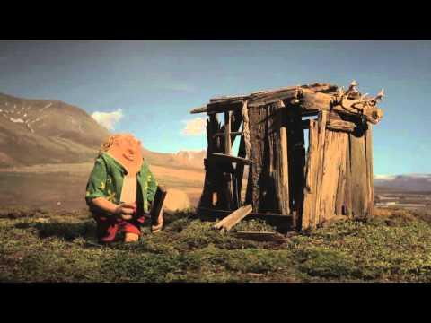 Sval og Bard ødelegger kulturminner