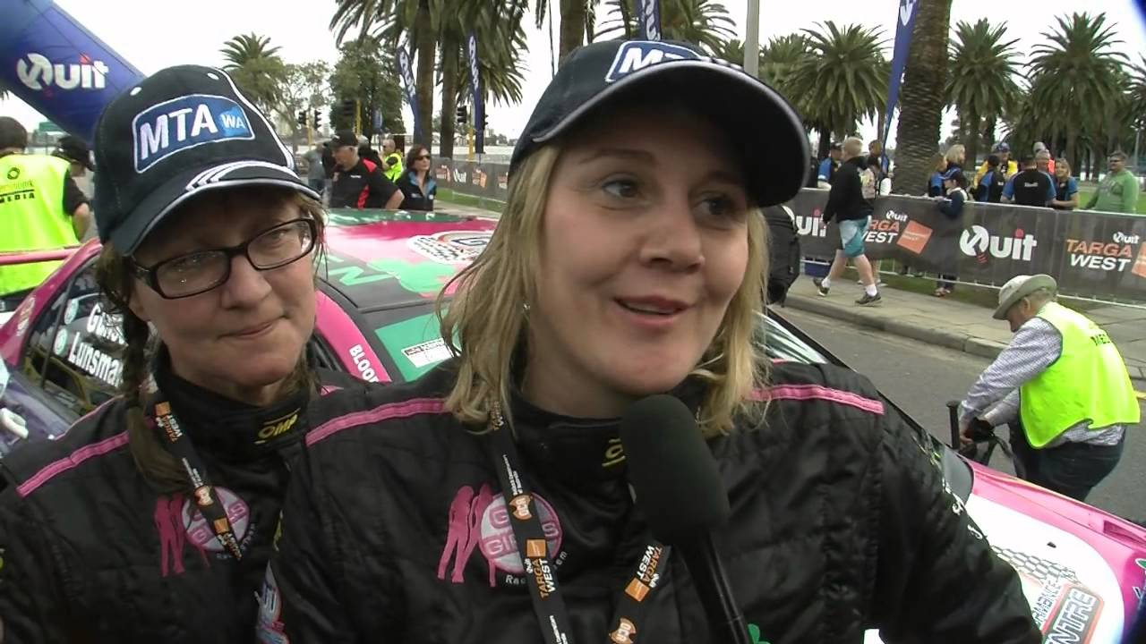 End of Rally Wrap – Quit Targa West 2013